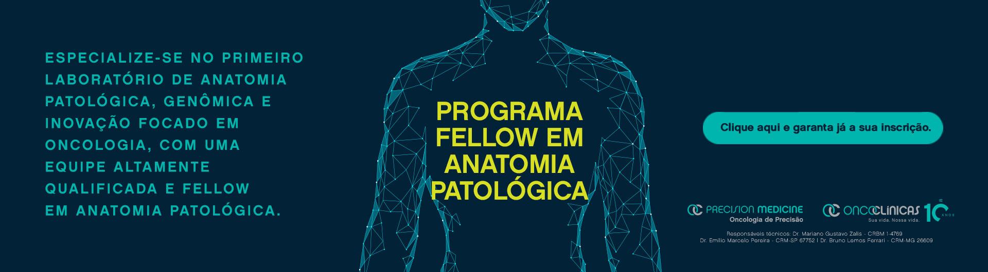Programa Fellow Patologia OCPM